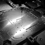 DIY Arduino CNC aluminium cutting